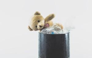 dumped-bear